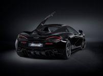 El McLaren 570GT tendrá una exclusiva edición limitada llamada MSO Black Collection