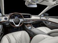 El Mercedes-Maybach S 650 Pullman recibe cambios estéticos en el interior y exterior