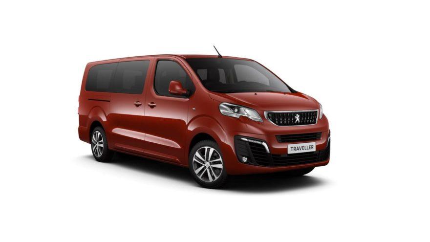 La Peugeot Traveller permitirá mayores aventuras con la nueva versión 4x4 Edition