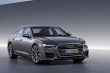 Nuevo Audi A6 2018, puesta al día tecnológica, estética e… ¡híbrida!