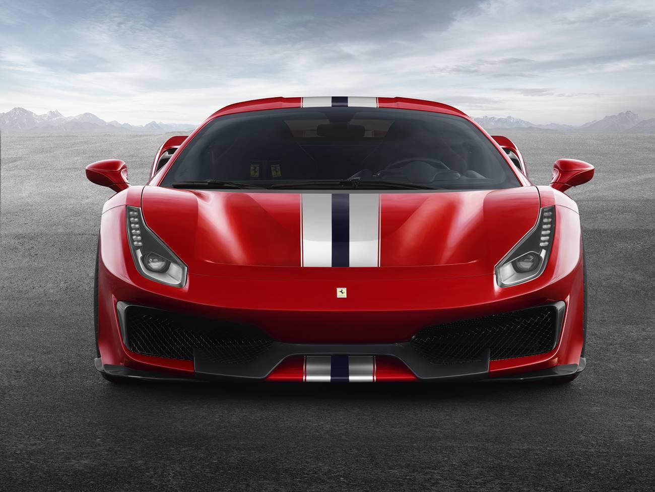 Ferrari 488 Pista 1