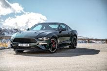 Ford da el pistoletazo de salida para el Mustang Bullitt y las primeras unidades llegarán a España en octubre