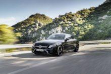 Los Mercedes Clase C Coupé y Cabrio adoptan el apellido AMG con el dorsal 43