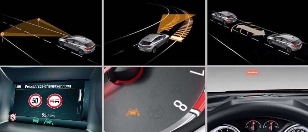 Opel Astra GSi Line 1.4 Turbo