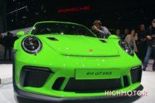 Las novedades de Porsche en el Salón de Ginebra: Mission E Cross Turismo y el nuevo 911 GT3 RS