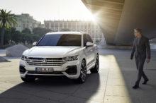 Volkswagen Touareg 2018: así es el futuro de la marca alemana