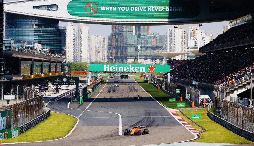 Alonso volvió a estar en los puntos en el GP de China 2018 de F1