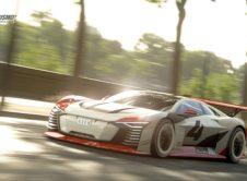 "Audi e-tron Vision Gran Turismo, del videojuego a las pistas reales como ""race taxi"""