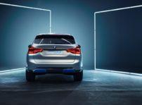 BMW Concept iX3, el anticipo del futuro SUV totalmente eléctrico de la marca