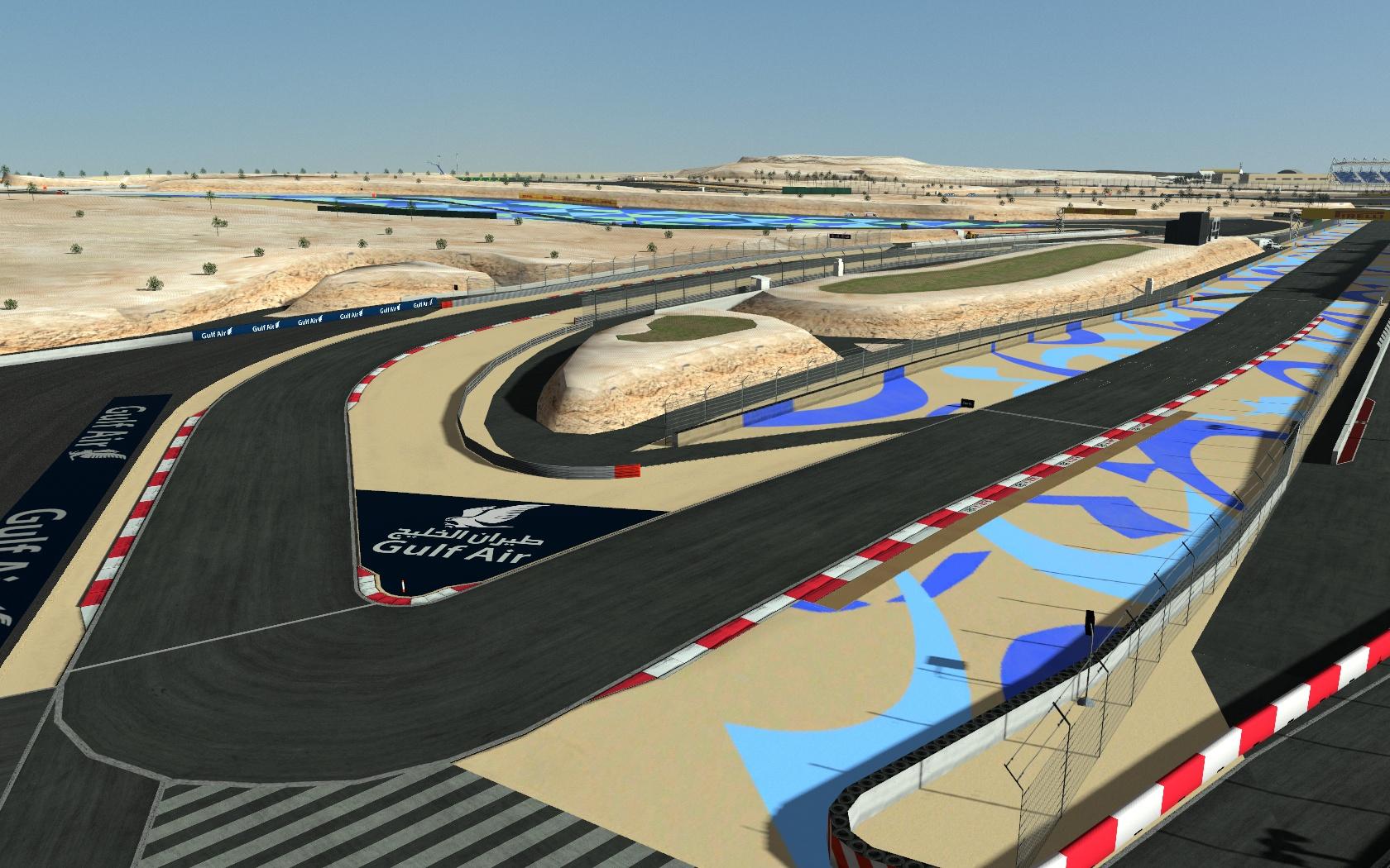 El Circuito de Sakhir es donde se celebra el GP de Bahrein