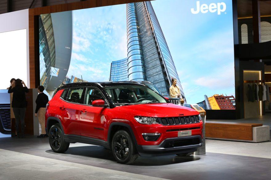 El Jeep Compass amplia su oferta con dos nuevas ediciones especiales