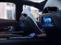 Con todos ustedes el Lexus LF-1 Limitless, el espectacular prototipo de crossover de la firma japonesa