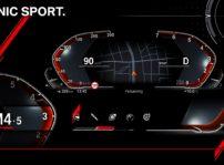 """Los paneles de instrumentos de BMW avanzan hacía la digitalización gracias al denominado """"S.O. 7.0"""""""