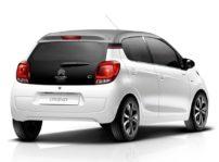 El Citroën C1 recibe pequeños retoques y las dos ediciones especiales ELLE y Urban Ride