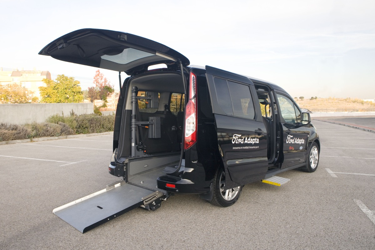 Ford Connect Eurotaxi