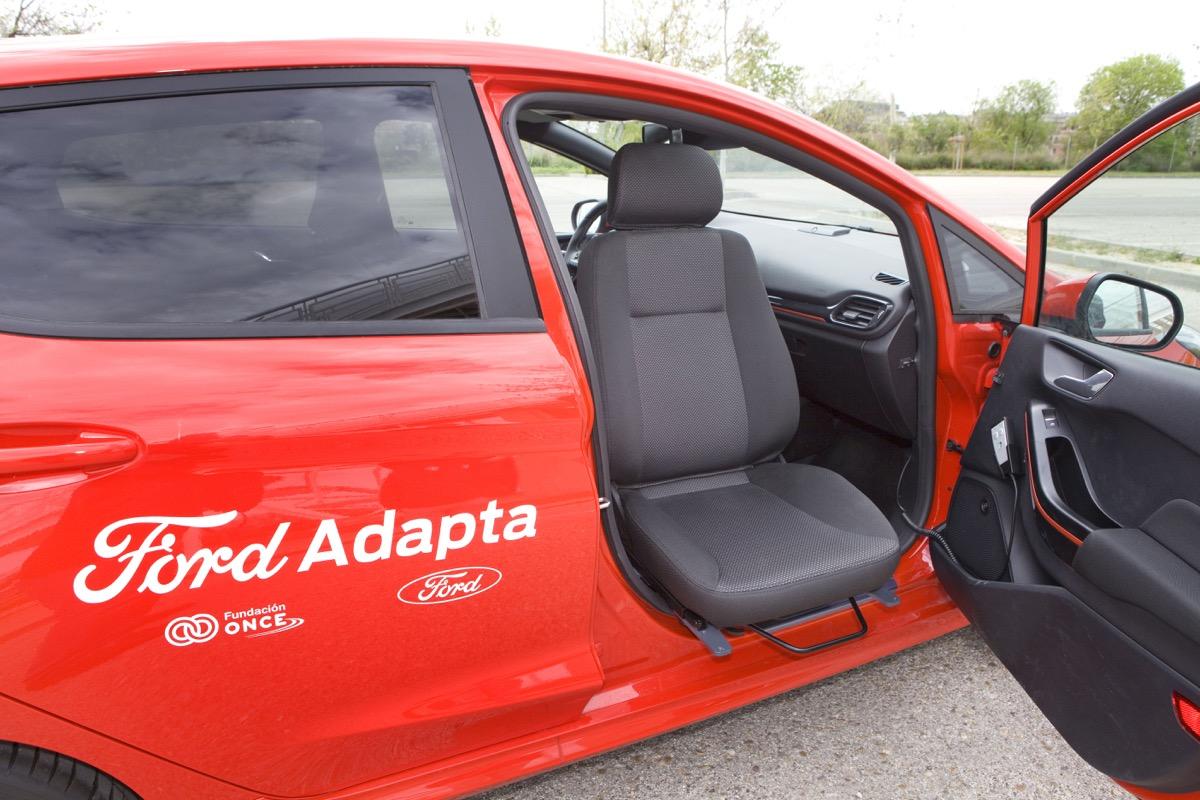 Ford Fiesta adaptado