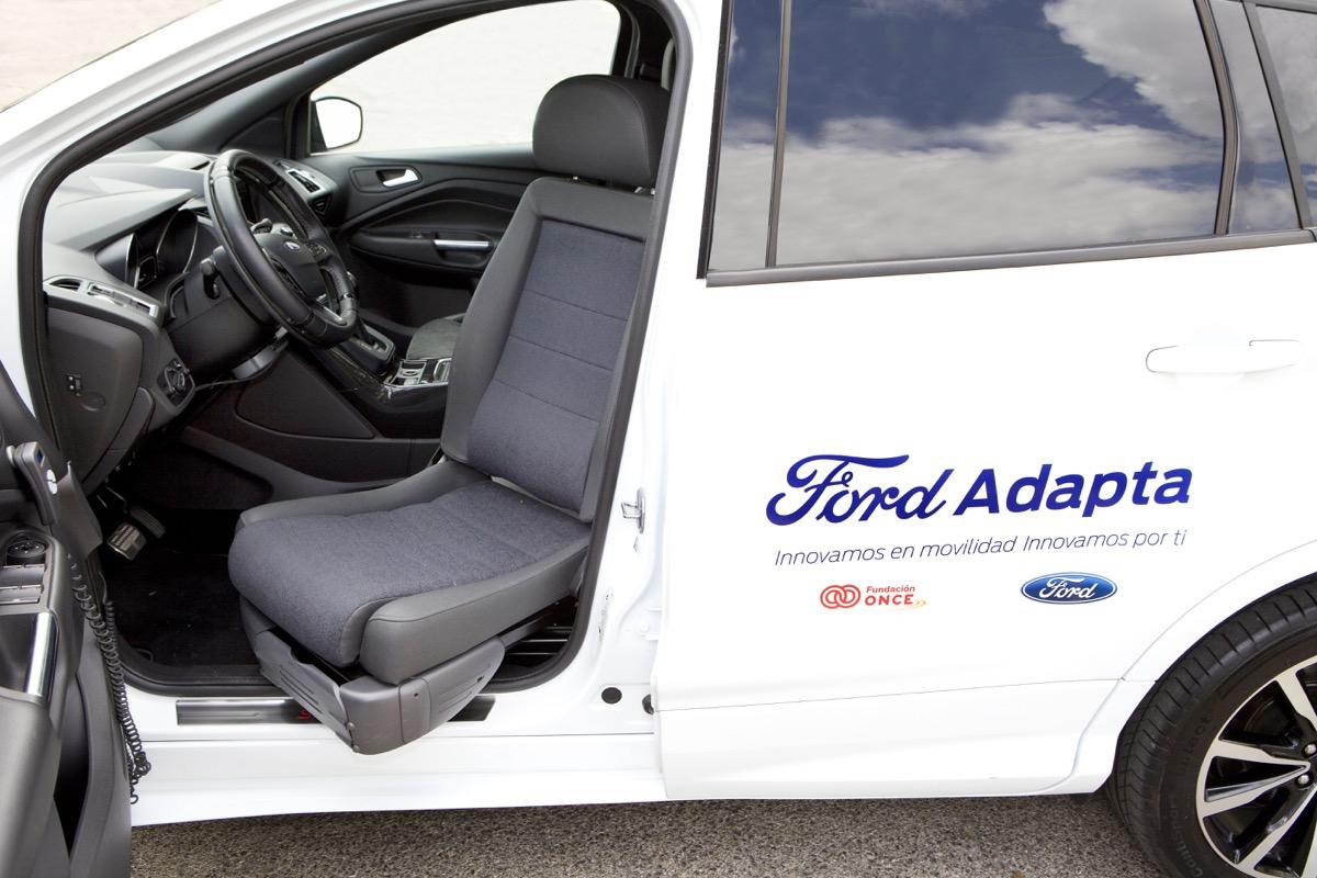 Ford Kuga silla eChair