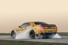Hennessey Demon HPE1000: si lo tuyo es quemar rueda, este es tu coche