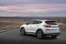 Hyundai presenta el nuevo Tucson en el Salón de Nueva York