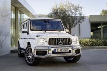El Mercedes-Benz Clase G tendrá una variante 100% eléctrica