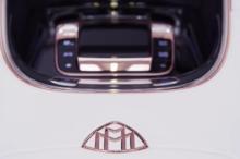 Maybach y Mercedes han desarrollado un nuevo concept car donde lujo y tecnología irán de la mano