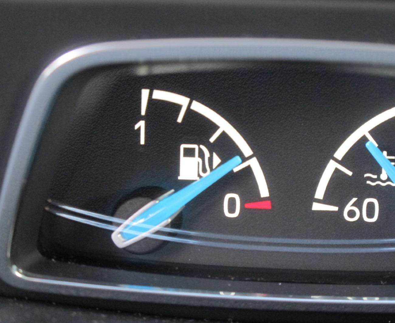 combustible reserva