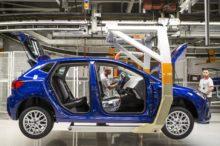 La industria del automóvil, paralizada por el Estado de Alarma