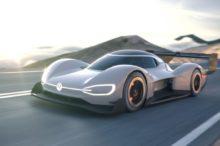 Volkswagen probará conquistar el cielo con su prototipo I.D. R Pikes Peak