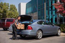 Volvo y Amazon trabajan codo con codo para que los pedidos lleguen directamente a nuestro coche