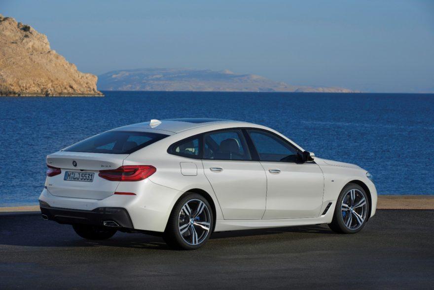 El BMW Serie 6 Gran Turismo recibirá a partir de julio un nuevo motor diésel de entrada a la gama