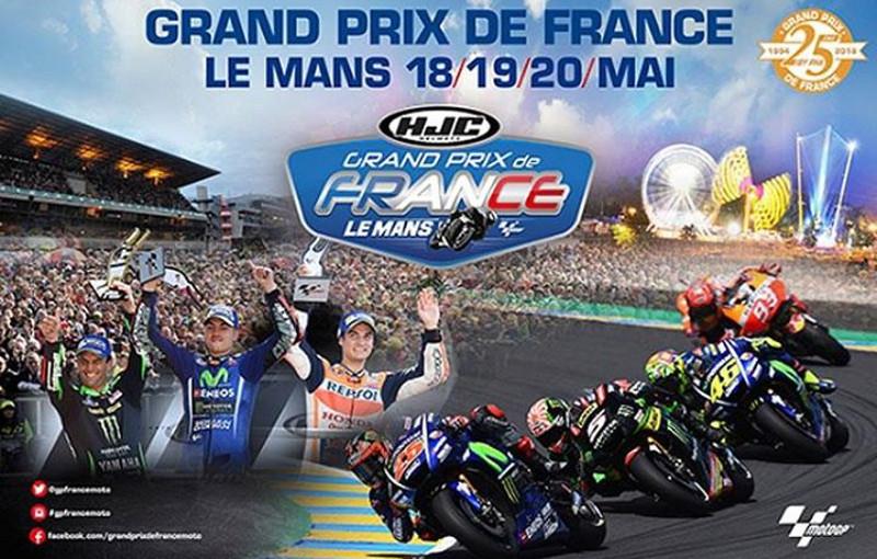 El GP de Francia se celebra el 18, 19 y 20 de mayo