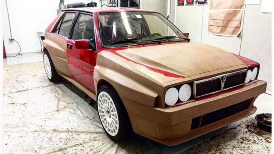 Automobili Amos está dispuesto a resucitar al Lancia Delta Integrale