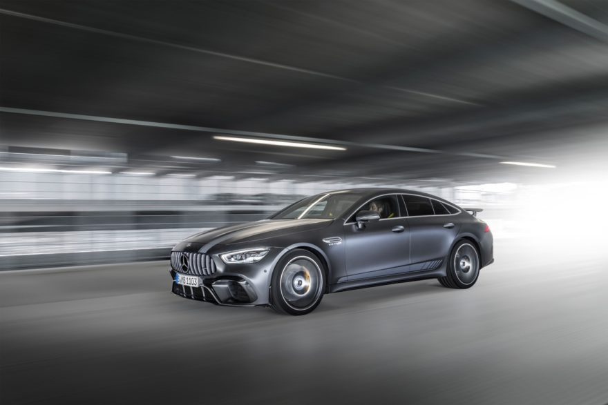 Mercedes-AMG desvela la edición especial de lanzamiento GT 63 S Edition 1