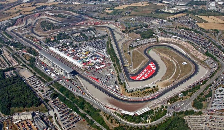 El Circuito de Montmelo acoge el GP de España de Fórmula 1