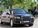 Putin estrena su nuevo coche oficial y no tiene nada que envidiar a La Bestia de Estados Unidos