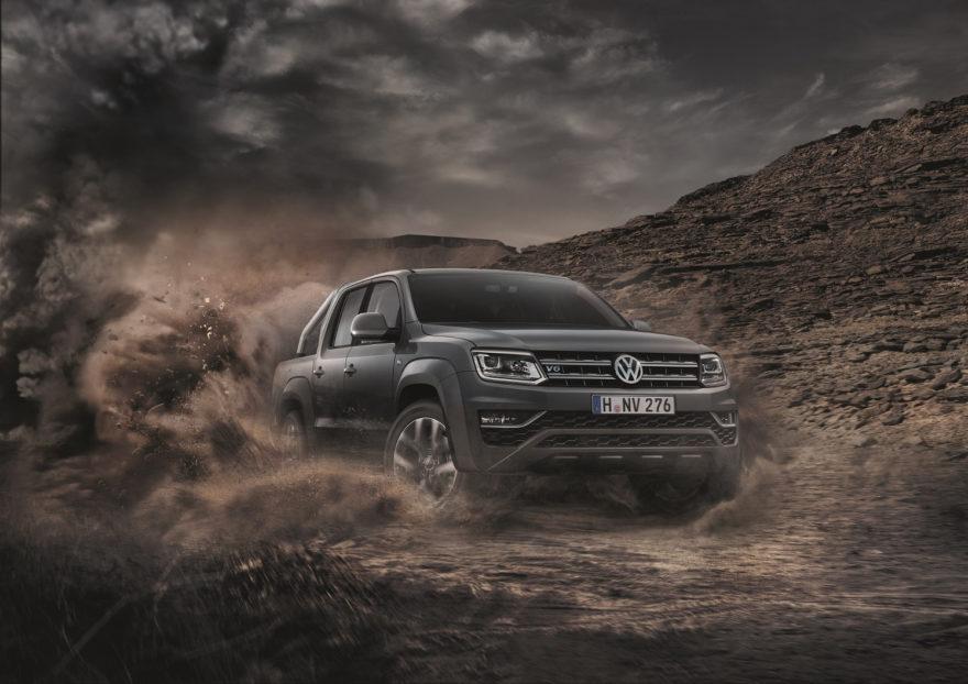 El Volkswagen Amarok estrena nuevo motor V6 de 250 CV y amplía su equipamiento