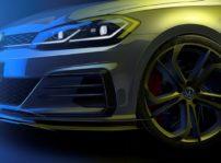 Volkswagen anuncia una edición especial del Golf GTI TCR con 290 CV de potencia