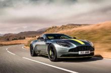 El Aston Martin DB11 AMR llega como el máximo exponente de la deportividad con 639 CV