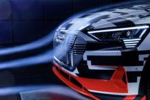 El Audi e-tron prototype promete ser toda una revolución con su impresionante aerodinámica