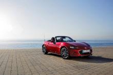 Los rumores de un Mazda MX-5 más potente se hacen realidad: el pequeño nipón contará con 184 CV de potencia