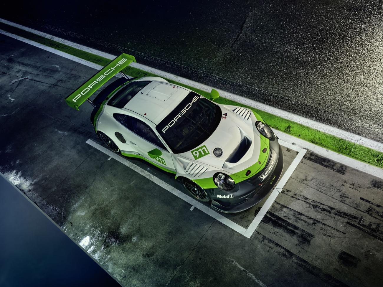 Porsche 911 GT3 R
