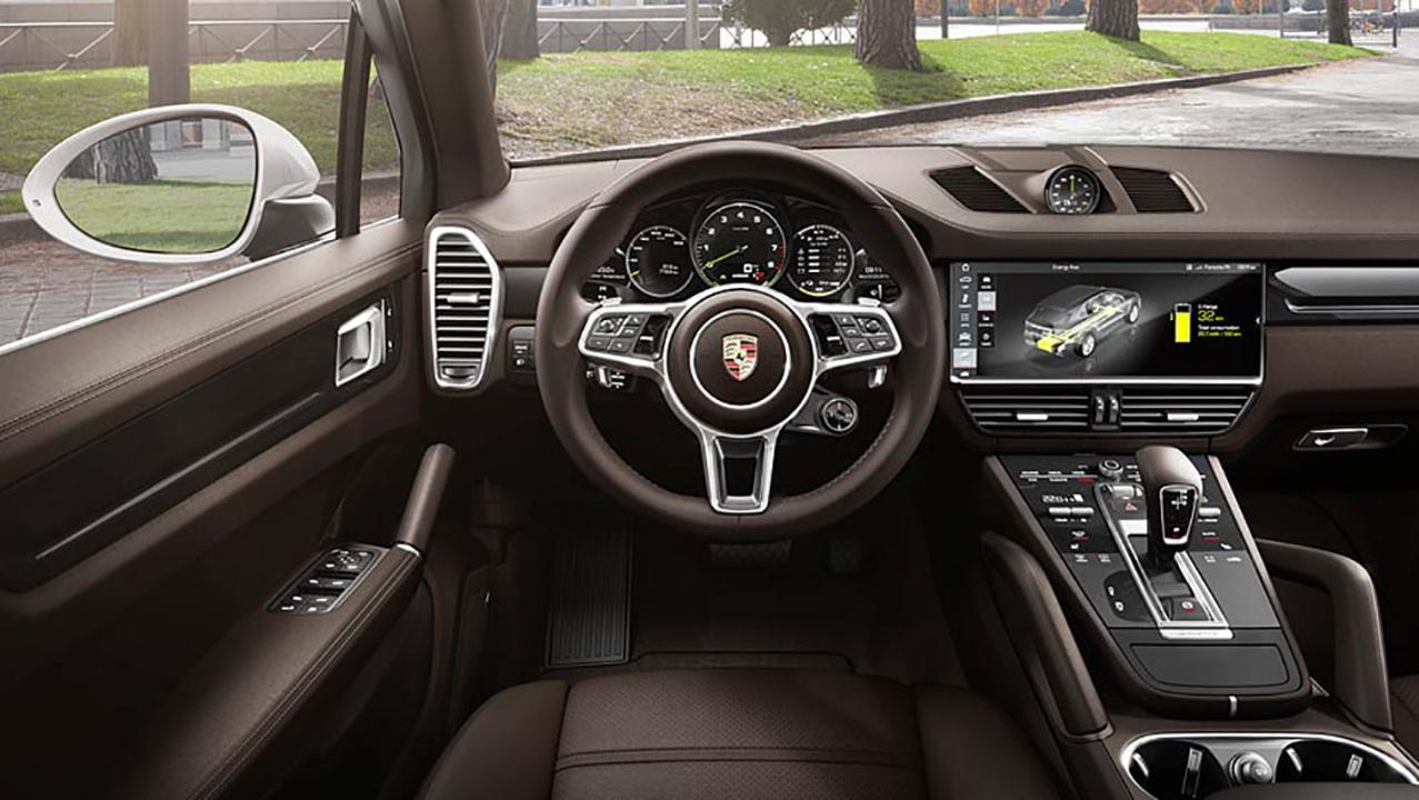 Porsche Cayenne S-E Hybrid