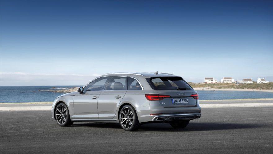 El Audi A4 se actualiza estéticamente en favor de una mayor deportividad