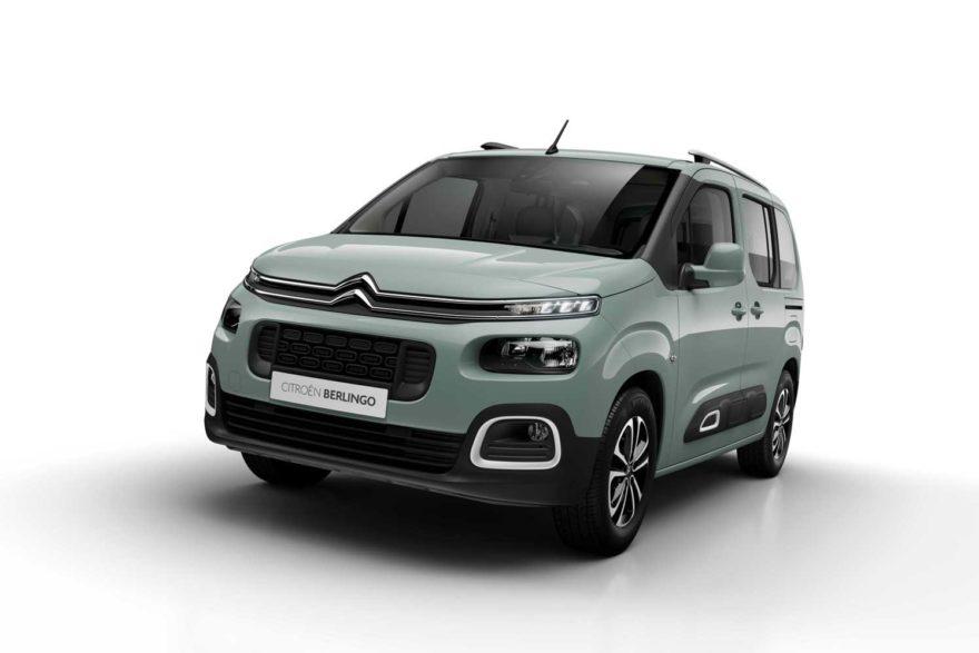La nueva Citroën Berlingo disponible en España desde 14.800 euros y con edición especial de lanzamiento #Top1