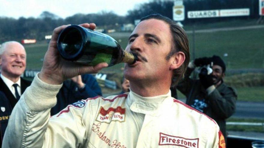 Hill es el único piloto en conseguir la Triple Corona