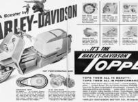Harley-Davidson Topper, la primera y única scooter del fabricante americano