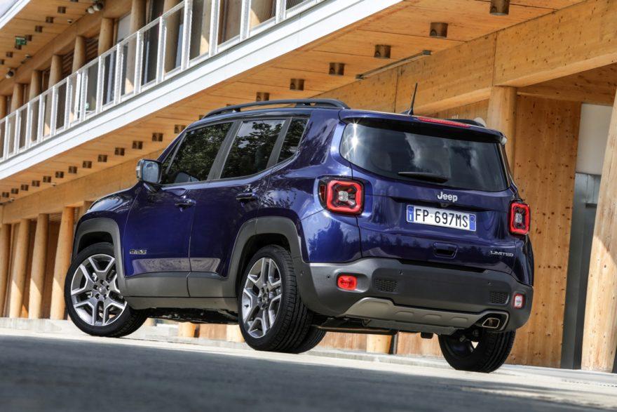 Nuevo Jeep Renegade, una renovación principalmente en sus mecánicas y equipamiento tecnológico