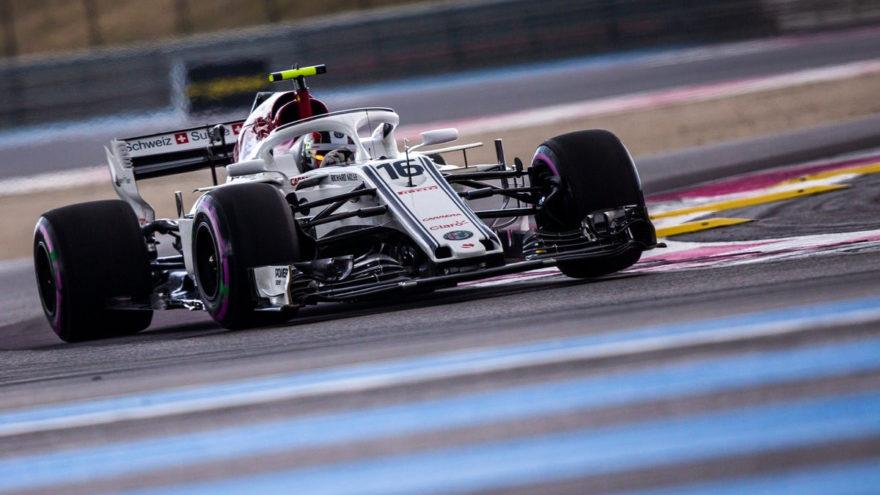 LeClerc fue la sorpresa en la calificación del GP de Francia 2018