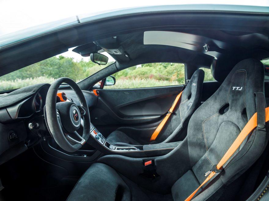 El mítico McLaren F1 GTR 'Longtail' renace sobre un one-off del 675LT