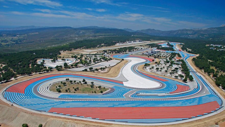 El GP de Francia se correrá en el Circuito Paul Ricard